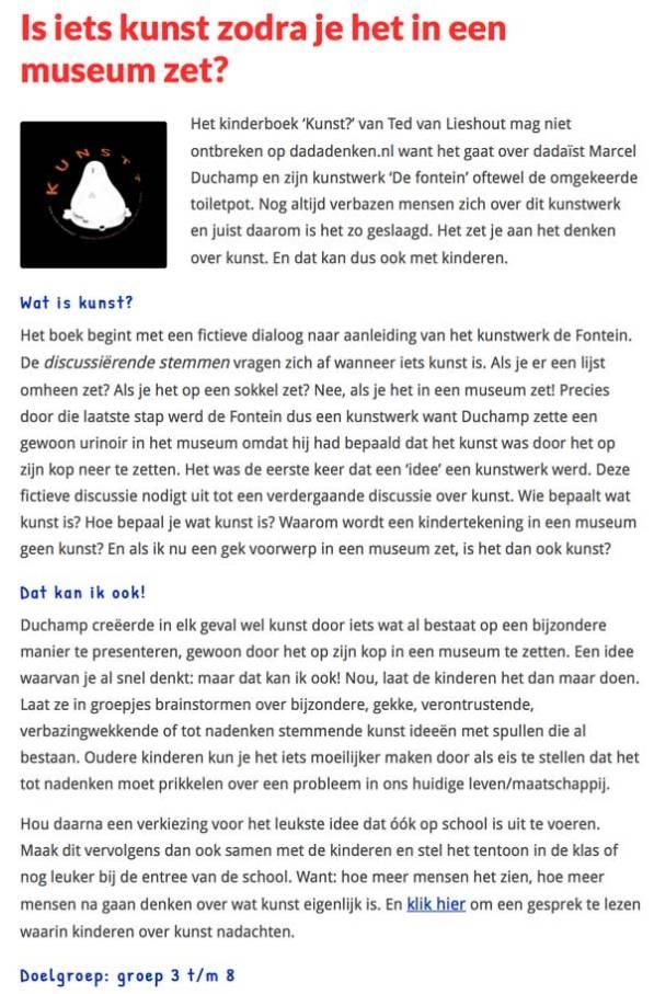 Kunst--Dadadenken.nl