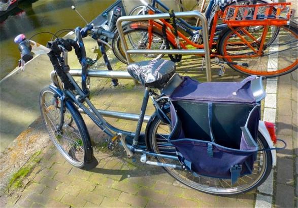 fiets egelantiersgracht