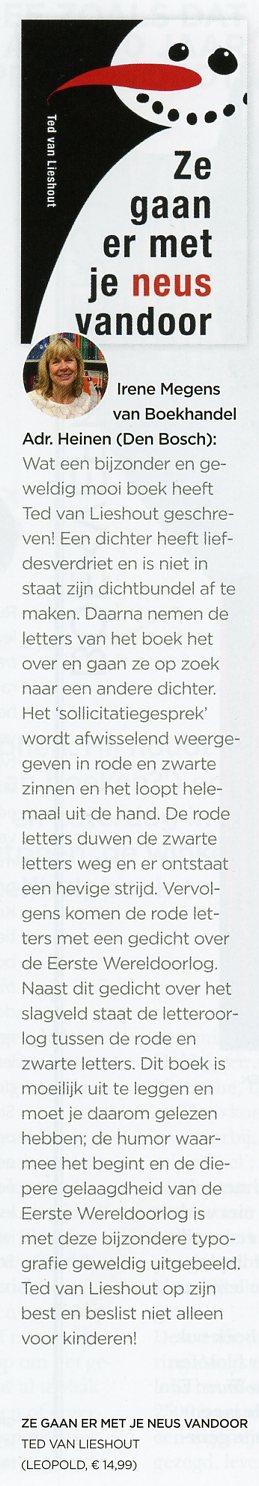neus recencie boekblad070