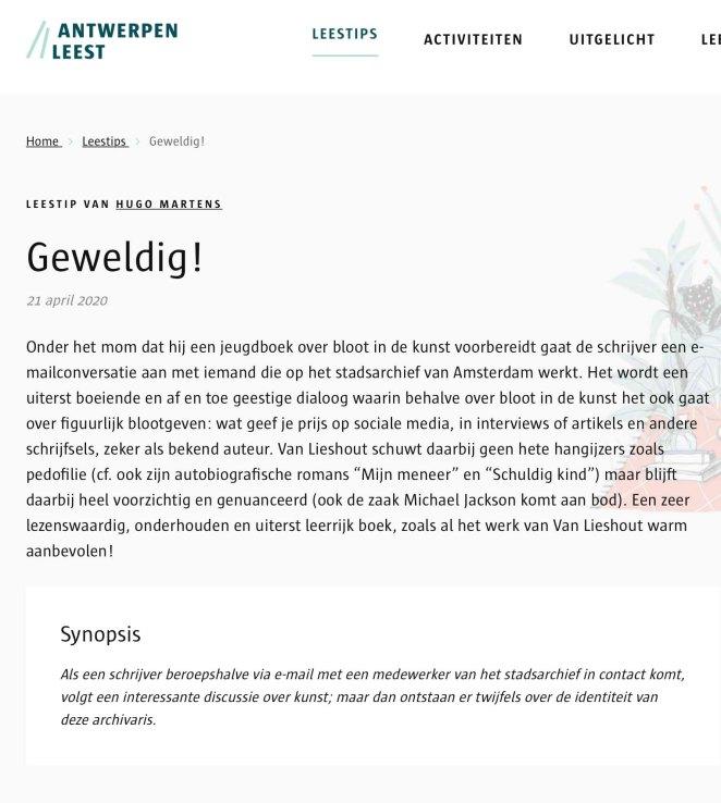 HugoMartens Blootweb