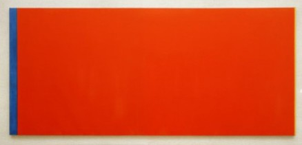 Barnett Newman, Who's Afraid of Red, Yellow and Blue III
